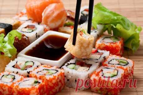 Рецепты и блюда японской кухни с пошаговыми фото приготовления