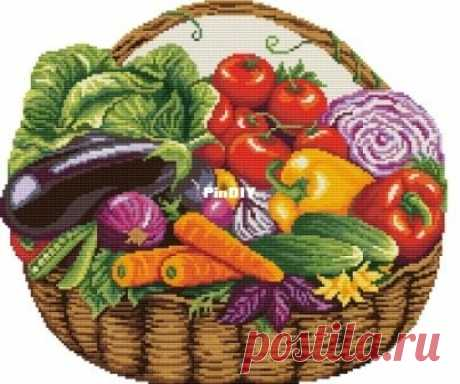 Panna PD-7012 - Pillow Vegetable basket XSD  Edited by Fox01 at 2021-6-29 21:36