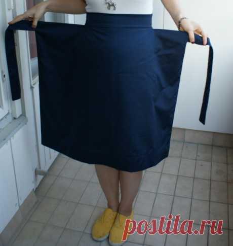 Юбка со странной выкройкой (Diy) Модная одежда и дизайн интерьера своими руками