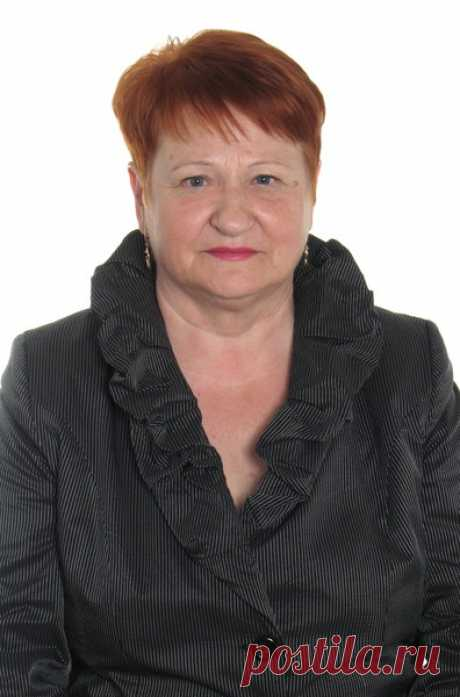 Валентина Ницкая