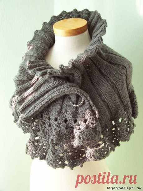 Вязаное - тёпленькое