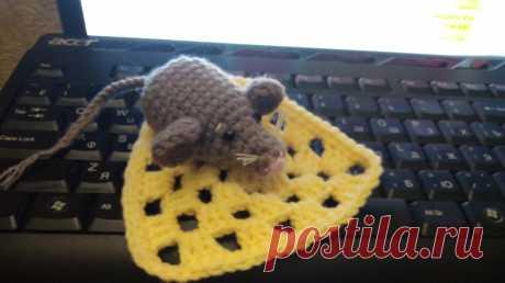 Мышонок Сырничек