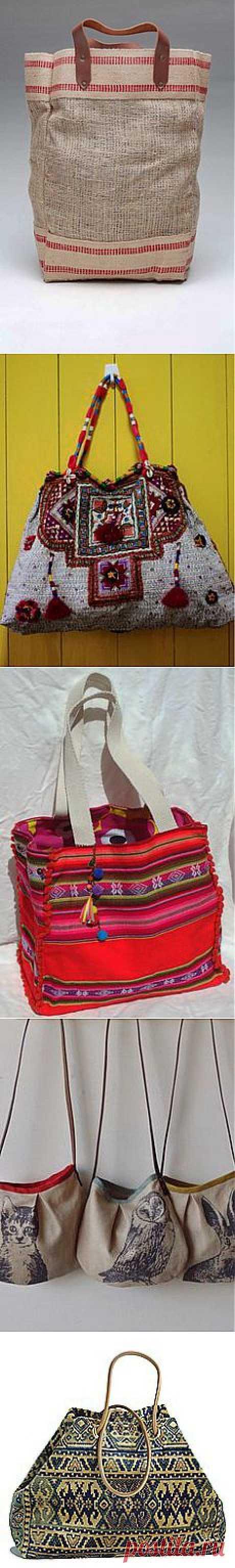 Bags в Pinterest