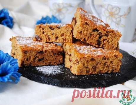 Простой пирог из варенья – кулинарный рецепт