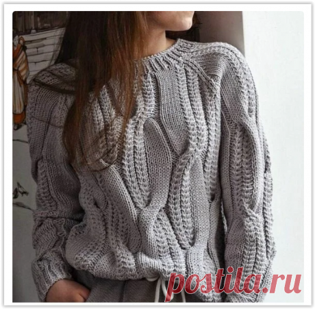 Пять пуловеров с восхитительными узорами спицами!