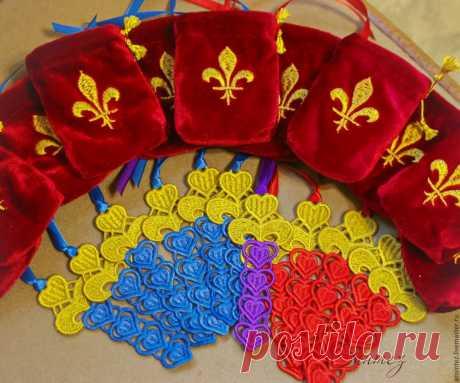 Магазин мастера Легкая вышивка от Анны Синтез: браслеты, закладки для книг, детская бижутерия, детская, сказочные персонажи