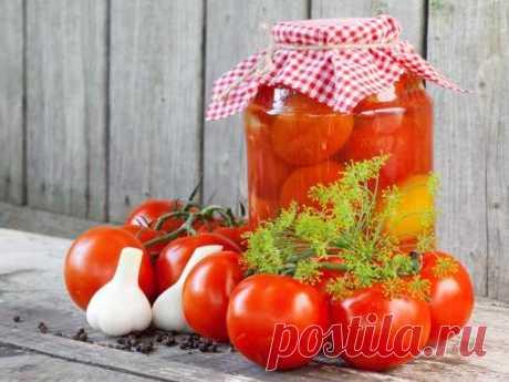 Консервированные помидоры на зиму - 11 рецептов с фото маринованных томатов