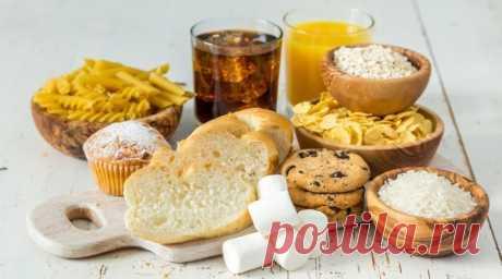 Роль углеводов в правильном питании
