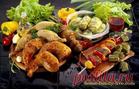 Кулинарные пристрастия великих/Сайт с пошаговыми рецептами с фото для тех кто любит готовить