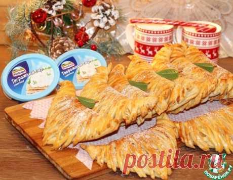 Пироги с творожным сыром и фруктами – кулинарный рецепт