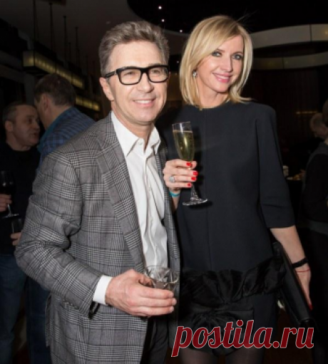 Валерий Сюткин с женой Виолой!