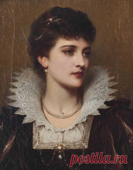 Английский художник Томас Френсис Дикси 1819—1895 | VestiNewsRF.Ru
