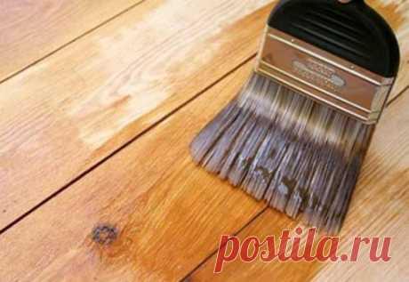 Защита древесины от гниения. Составы для обработки древесины