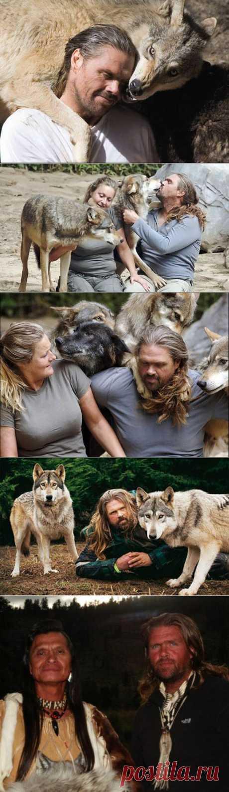 Leena - Шон Эллис - человек волк