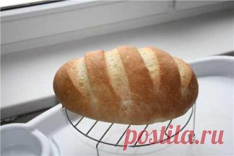 Дрожжевой хлеб.Батоны. - Хлебопечка.ру