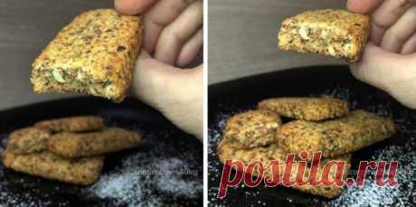 Правильное полезное печенье