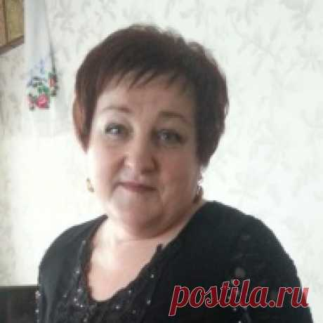 Валентина Перминова