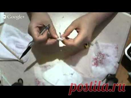 Для тех кто любит шить,чудесные игрушки Анастасии Голеневой.
