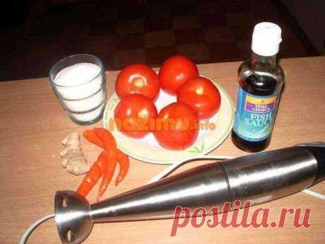 Джем из помидоров – фото рецепт, как приготовить на зиму