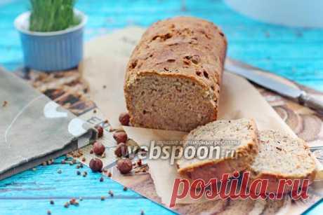 Гречневый хлеб с орехами рецепт с фото, как приготовить на Webspoon.ru