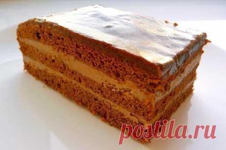 Как приготовить торт прага - рецепт, ингредиенты и фотографии