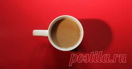 Вот что происходит с вашим организмом после одной чашки кофе • Фактрум