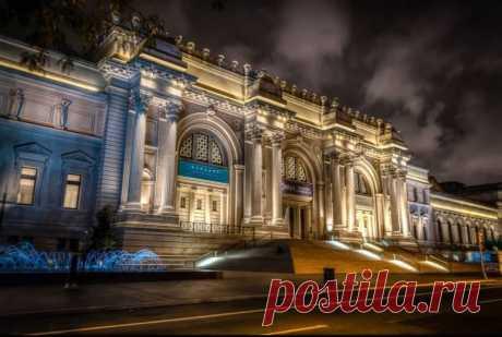 Величайший музей Америки / Туристический спутник