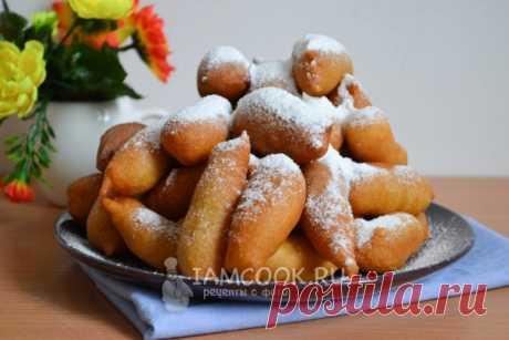 Пончики из жидкого теста — рецепт с пошаговыми фото и видео. Как сделать жидкое тесто для пончиков?