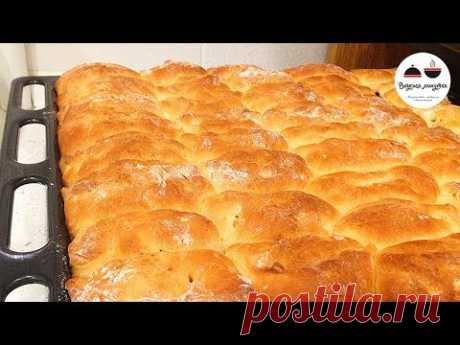 Сдобное дрожжевое тесто без заморочек! Тесто для вкусных духовых пирожков  =Пирожки из этого теста очень вкусные с любой сладкой начинкой!  =Ингредиенты: • молоко - 250 мл • мука - 600 г • сахар - 100 г • дрожжи (сухие) - 2,5 ч.л. • сливочное масло - 100 г • соль - 0,5 ч.л. • яичный желток - 3 шт. • ванилин - 1 пак.