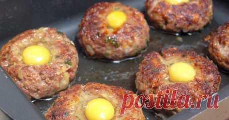 7 блюд из фарша в духовке
