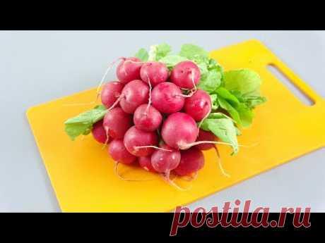 УРА!!! Наконец-то появился редис. Теперь каждый день готовлю вкусный весенний салат - YouTube Обожаем редис, и как только он появляется, обязательно готовим вкусный, витаминный салат. Это то, что нужно после продолжительной ( а может и не очень) зимы. Многие готовят такой салат, но не многие добавляют тот ингредиент, который добавляю я. А это очень важное дополнение к вкусу салата. Приготовьте его так. Это ОЧЕНЬ ВКУСНО!!!
