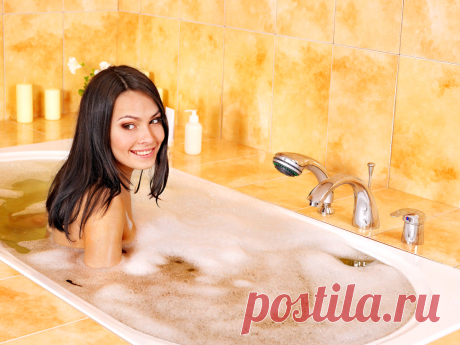 Содовые ванны: за 10 процедур можно похудеть на 10 кг. Как это работает? | НеМосквичка | Яндекс Дзен