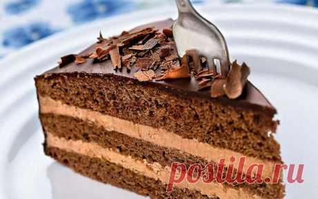 """La torta \""""Praga\"""""""