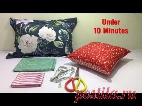 Швейные проекты, которые можно сделать менее чем за 10 минут - Часть 1 (продолжение)