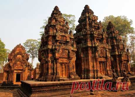Знаменитые достопримечательности Камбоджы: фото и описание