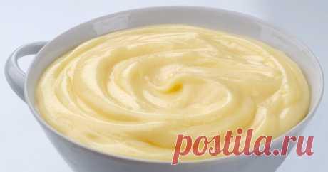 Вкуснейший крем из манки | книга рецептов | Яндекс Дзен