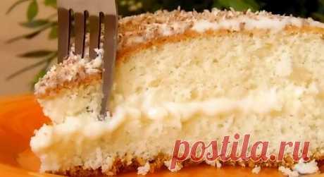 Идеальный бисквит, нежнее облака - Ваши любимые рецепты - медиаплатформа МирТесен