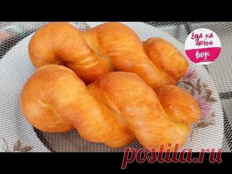 ВСЕ в восторге от ЭТИХ Пончиков!  Воздушные и скрученные Twisted Korean doughnuts