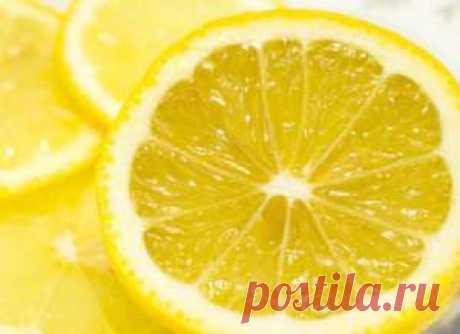 Как использовать полезные свойства лимона в красоте и здоровье   Рецепты как похудеть
