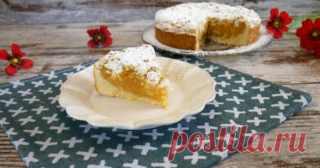 """Яблочный пирог """"Париж в снегу"""" - пошаговый рецепт с фото. Автор рецепта Отчаянная Французская Домохозяйка . Яблочный пирог """"Париж в снегу"""" - пошаговый рецепт с фото. Этот рецепт один из самых простых и самых любимых. Нежный и хрустящий, сочный и ароматный яблочный пирог. #премиявыпечка"""