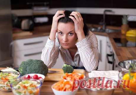 Нет аппетита: радоваться или бить тревогу? — Диеты со всего света