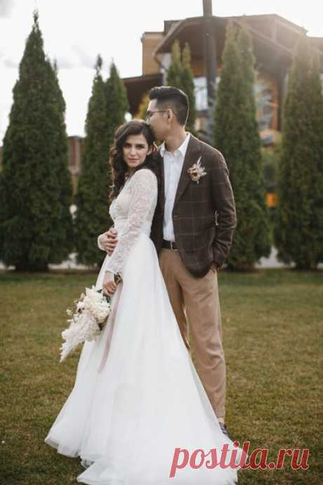 All of me: свадьба за городом