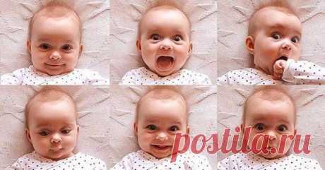 18 малышей с самыми искренними эмоциями: Неподдельные эмоции бывают только у детей.