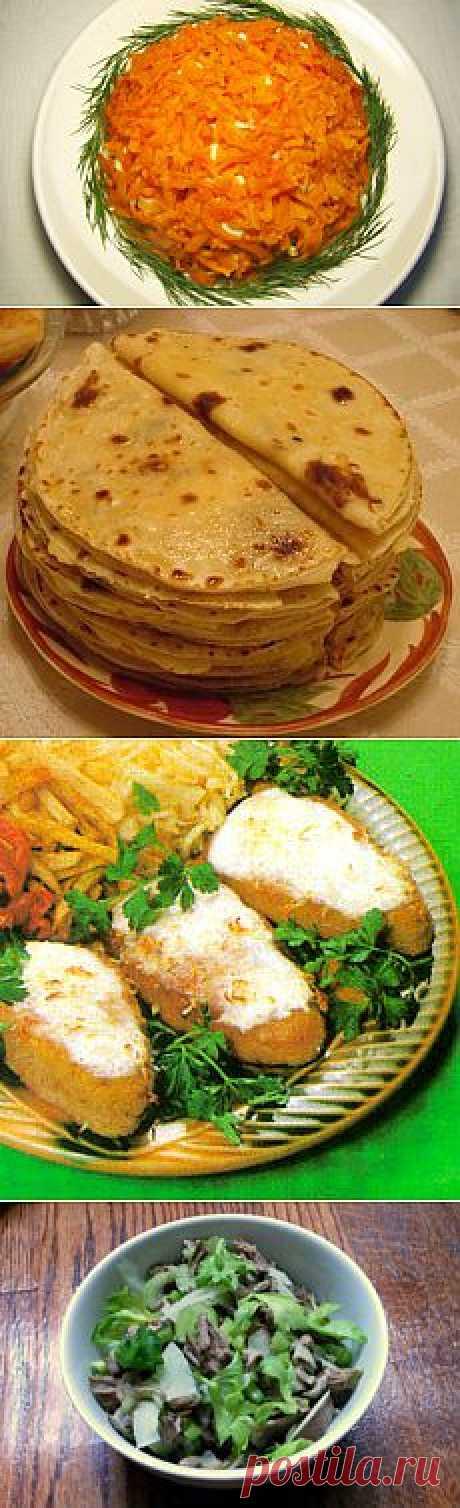 Рецепт салата с курицей Лисья шубка - Салат с курицей . 1001 ЕДА вкусные рецепты с фото!