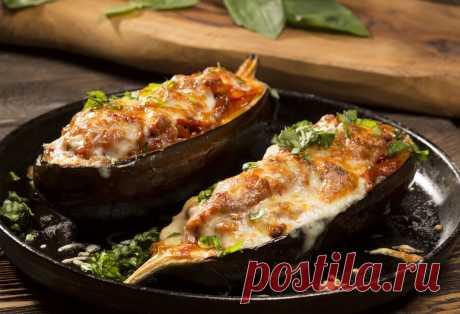 """""""Песня гондольера"""" Аппетитные баклажаны с сыром Не знаю, любят ли в Венеции баклажаны, но я их очень люблю!"""