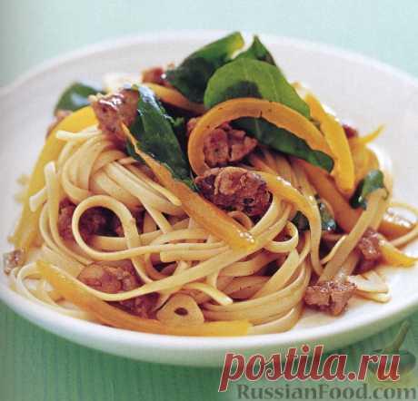 50 рецептов блюд итальянской кухни с пошаговыми фотографиями.