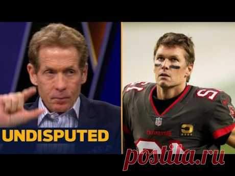 UNDISPUTED - Skip Bayless: Brady and the Bucs prove they're Super Bowl contender yesterday?
