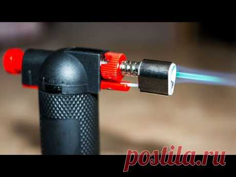Горелка кухонная газовая Карамелизатор