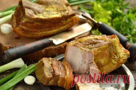 Быстрая и вкусная домашняя ветчина из свинины. Пошаговый рецепт с фото — Ботаничка.ru