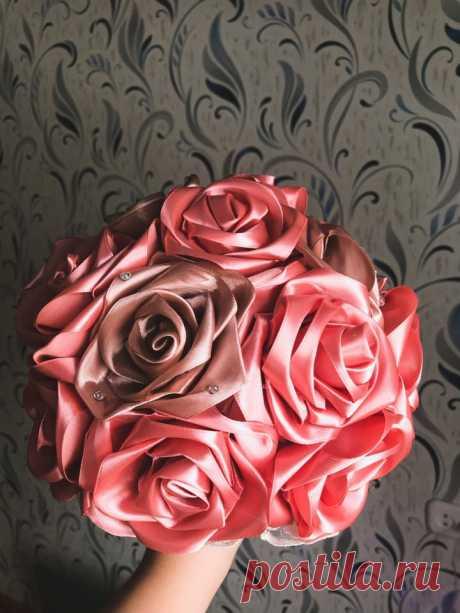 Делаем шикарные цветы и букеты!!! 💐